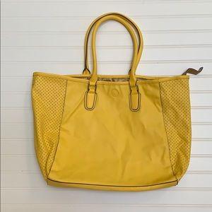 Merona yellow purse
